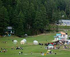 Tour Package Dalhousie